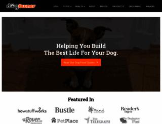 dogowner.co.uk screenshot