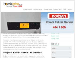 dogsan.kombiariza.com screenshot