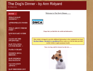 dogsdinner2.webs.com screenshot