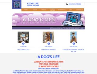 dogslife.biz screenshot