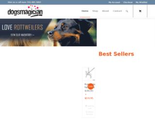 dogsmagician.gq screenshot