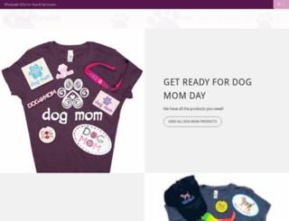 dogspeakcards.com screenshot