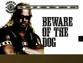 dogthebountyhunter.com screenshot
