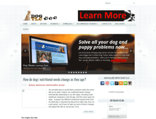 dogtlc.blogspot.com screenshot