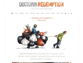 dogtownredemption.com screenshot