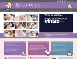 dogumfotosu.com screenshot
