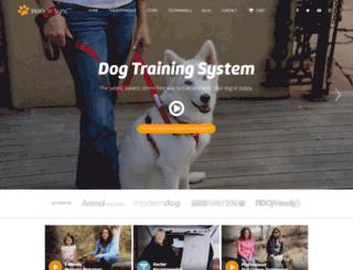 dogwalkinsync.com screenshot