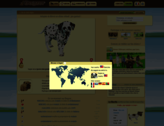 dogzer.com screenshot