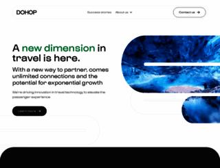 dohop.com screenshot