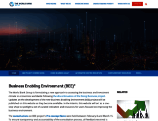 doingbusiness.org screenshot