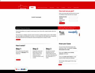 doingmybit.kotak.com screenshot