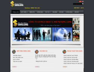 doinosonglong.com screenshot