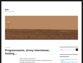 doit.com.pl screenshot