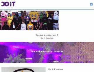 doiteventos.com screenshot