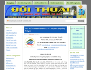 doithoaionline.info screenshot