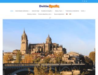 doitinspain.com screenshot