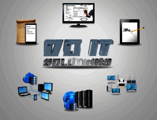 doitsolutions.com.au screenshot