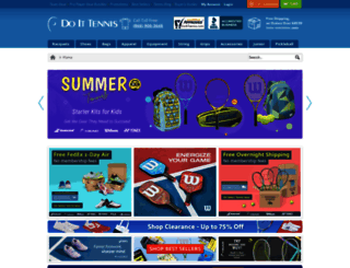 doittennis.com screenshot