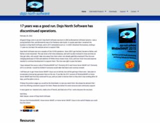 dojonorthsoftware.net screenshot