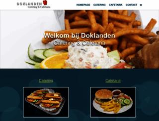 doklanden.com screenshot
