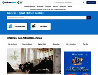 doktersehat.com screenshot