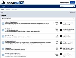 dolforums.com.au screenshot