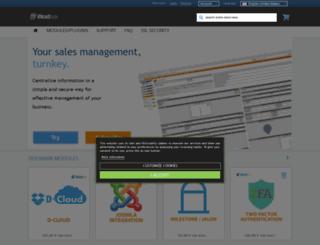 dolibox.fr screenshot