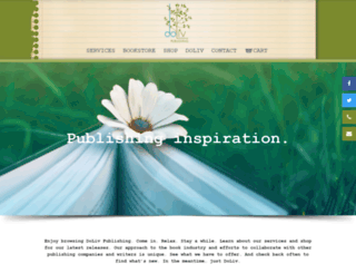 dolivpublishing.com screenshot