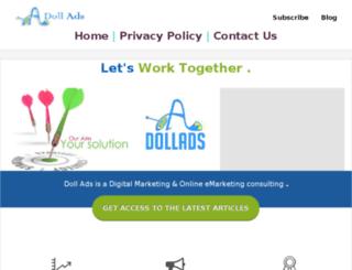 dollads.com screenshot