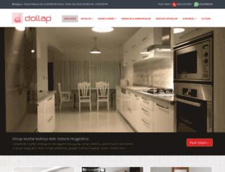 dollap.com.tr screenshot