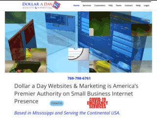 dollaradaysites.com screenshot