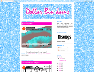 dollarbinjamsonline.blogspot.com screenshot