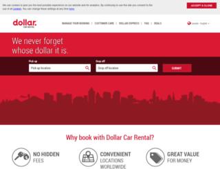 dollarcanada.ca screenshot