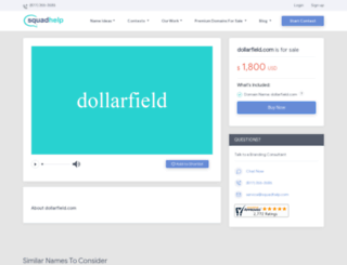 dollarfield.com screenshot