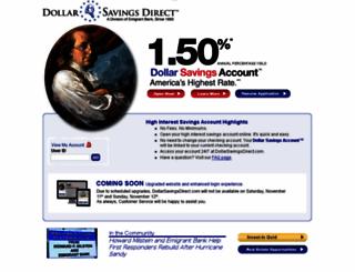 dollarsavingsdirect.com screenshot
