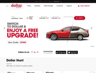 dollaruae.com screenshot