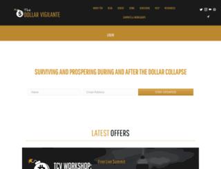 dollarvigilante.com screenshot