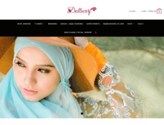 dollscarf.com screenshot