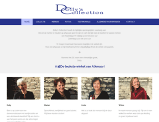 dollyscollection.nl screenshot