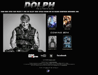 dolph-ultimate.com screenshot