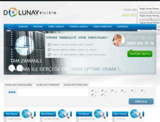 dolunayserver.org screenshot