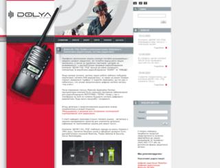 dolya.kiev.ua screenshot