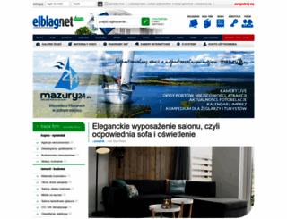 dom.elblag.net screenshot