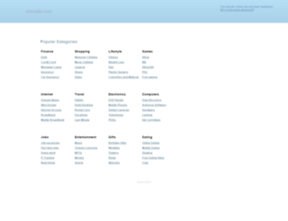 domadis.com screenshot