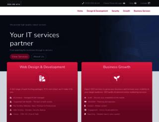 domain-cp.temerity.co.uk screenshot