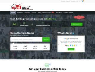 domain.centriohost.com screenshot