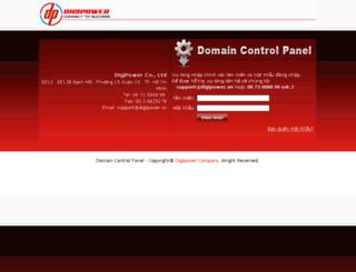 domain.digipower.vn screenshot