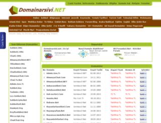 domainarsivi.net screenshot