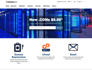 domainceo.com screenshot