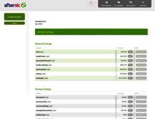 domaindabble.com screenshot